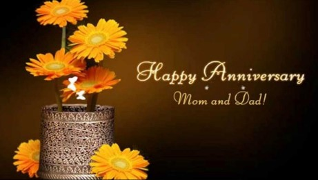 جملات زیبا تبریک سالگرد ازدواج پدر و مادر