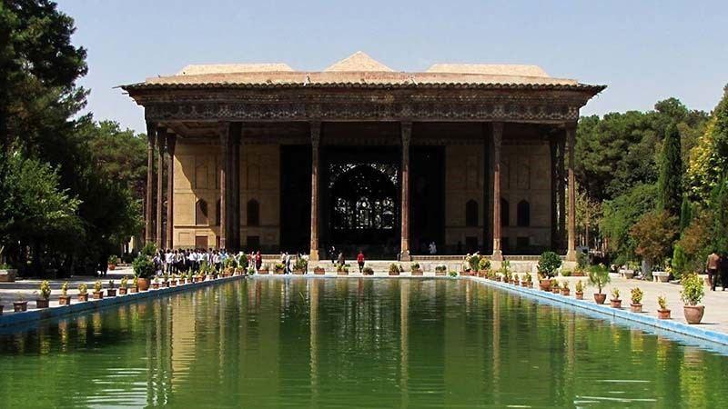 جاذبه های گردشگری اطراف اصفهان