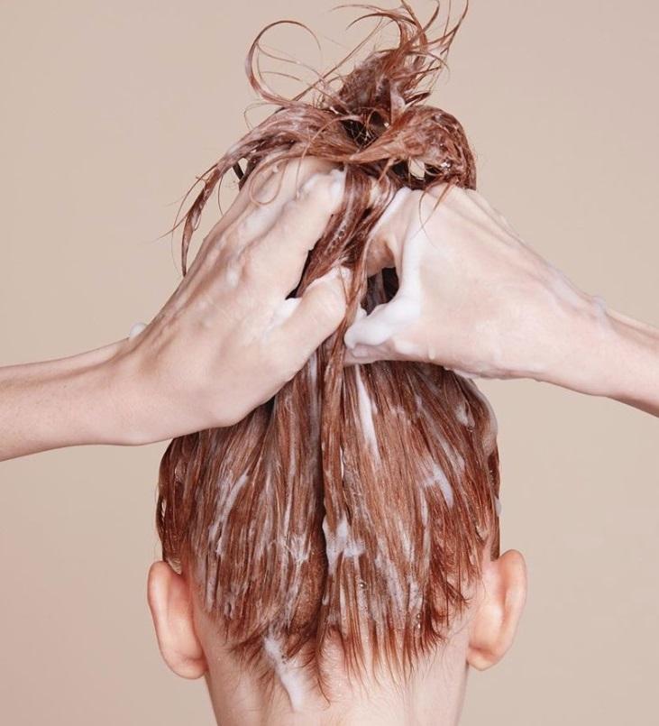 نحوه ساخت ماسک مو