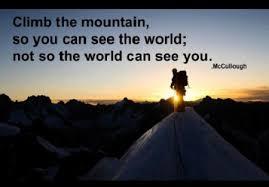 شعر و نوشته های زیبا در وصف کوهنوردی