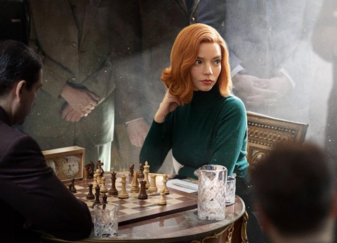 عکس ها و بیوگرافی بازیگر دختر فیلم The Queen's Gambit