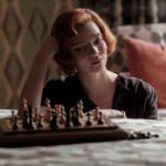 عکس بازیگر دختر فیلم The Queen's Gambit