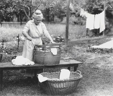 چه روزی برای لباس شستن خوب است؟
