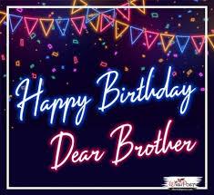 تبریک تولد صمیمانه مناسب برای برادر