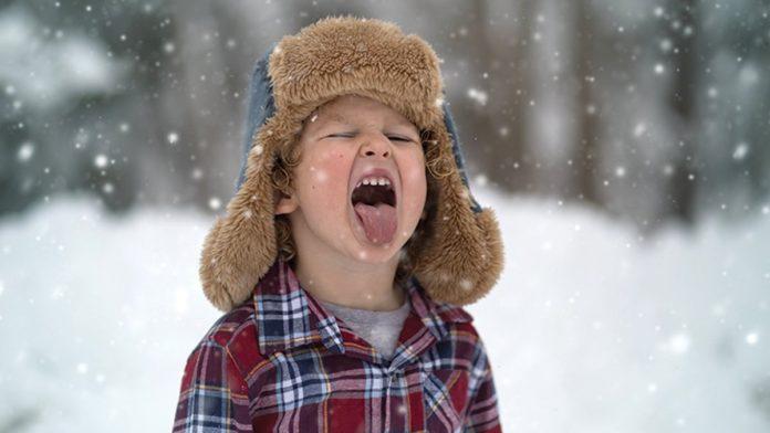 آیا میتوان برف را خورد