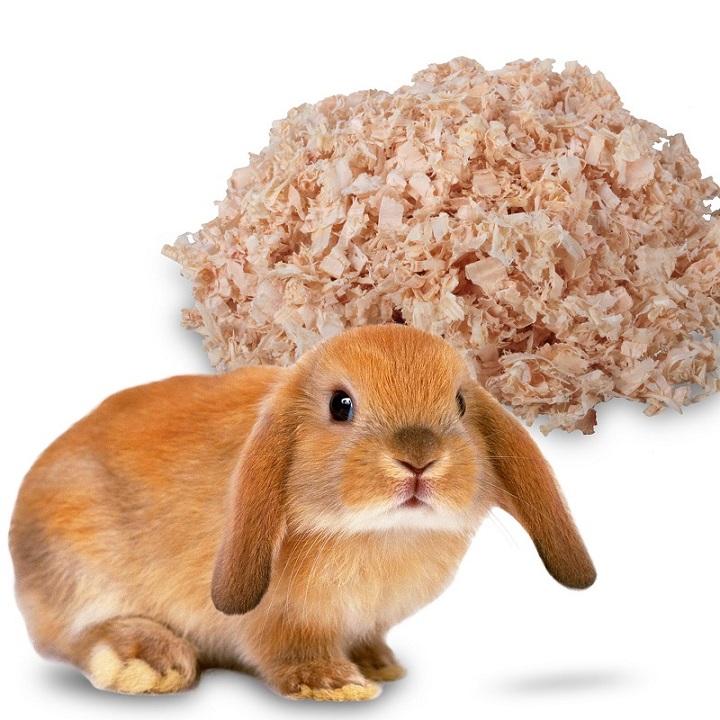 خاک مناسب برای بستر خرگوش تهیه کنید