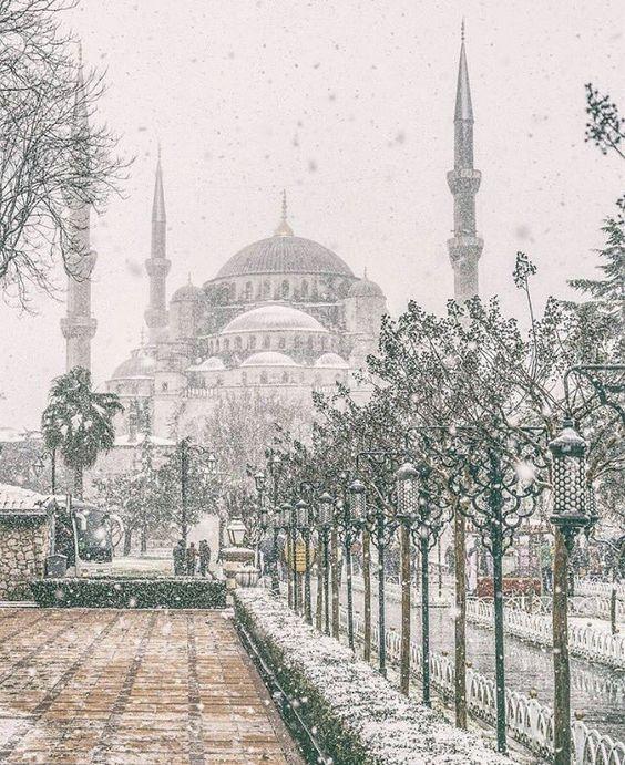 سفر به شهر بولو ترکیه در زمستان