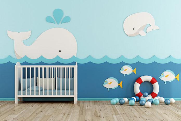40 مدل سیسمونی نوزاد پسر جدید دکوراسیون مدرن و کاربردی