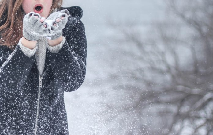 کپشن اینستاگرام درباره سرما