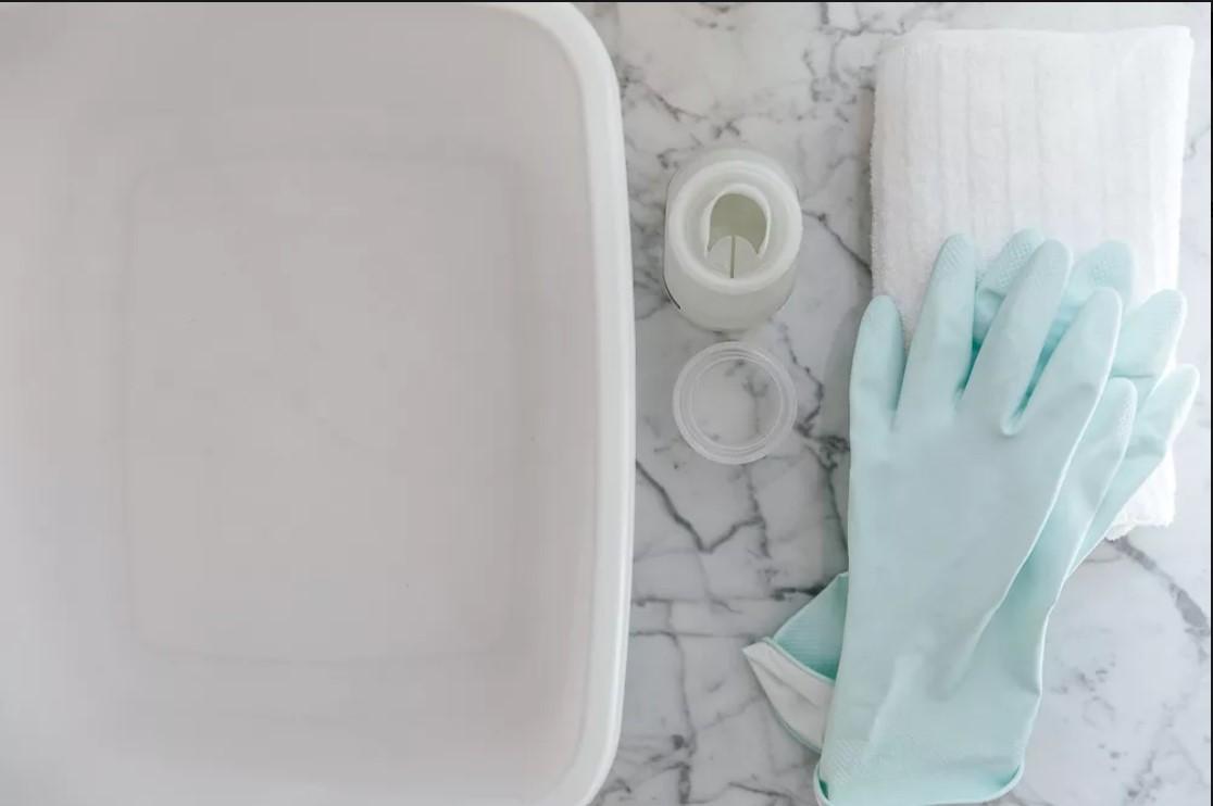 وسایل مورد نیاز شستشو با دست