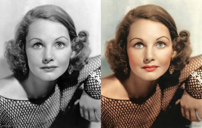 روش تبدیل عکس های قدیمی سیاه و سفید به رنگی در فتوشاپ