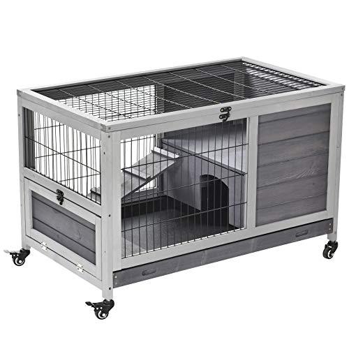 تهیه یک قفس مناسب خرگوش