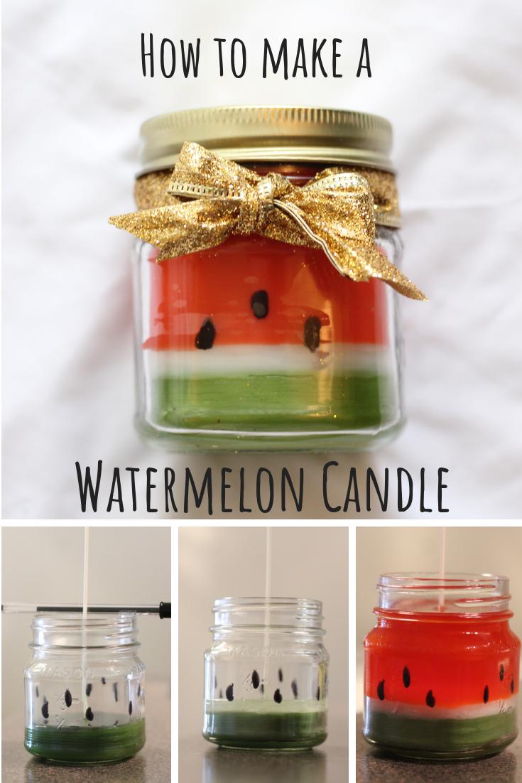 روش ساده برای ساخت شمع شب یلدا