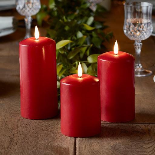 مدل ساده شمع مناسب شب یلدا