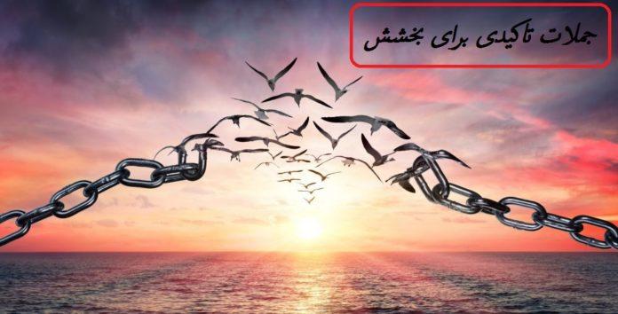 جملات تاکیدی برای بخشش