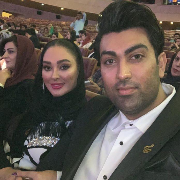شوهر الهام حمیدی بیوگرافی کامل این زوج همراه با عکس