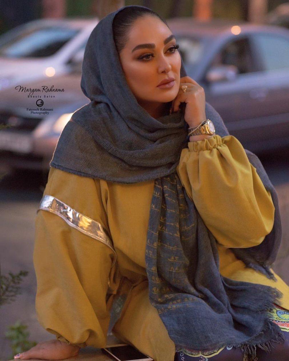 شوهر الهام حمیدی بیوگرافی