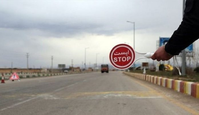 ممنوعیت تردد برای کدام شهرها پابرجاست و جریمه دارد؟