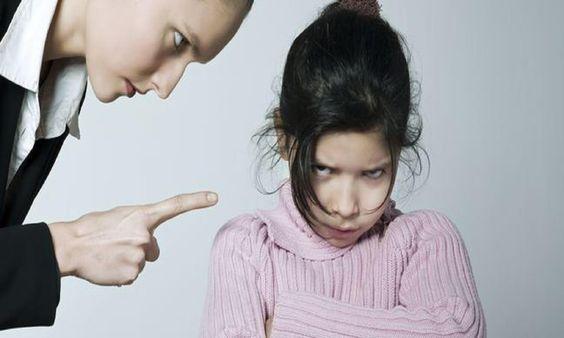 تاثیرات ترس از تنبیه بر روی مغز کودکان
