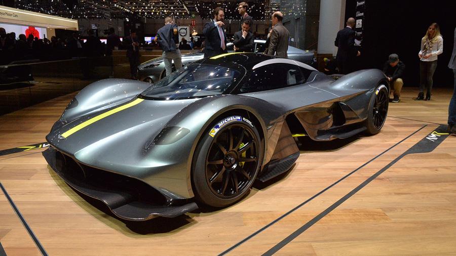 گرانترین ماشین های دنیا ASTON MARTIN VALKYRIE