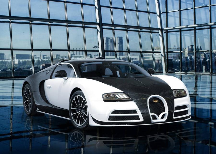 گرانترین ماشین های دنیا LIMITED EDITION BUGATTI VEYRON BY MASORY VIVERE