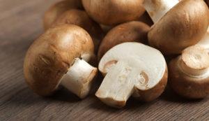 انواع قارچ خوراکی پرورشی در ایران: قارچ قهوه ای پرورشی