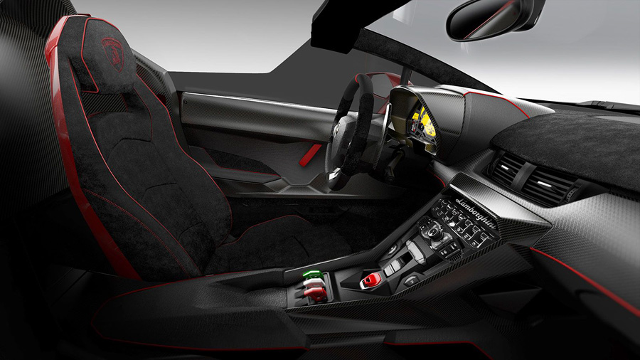 LAMBORGHINI VENENO ROADSTER یکی از گرانترین ماشین های دنیاست
