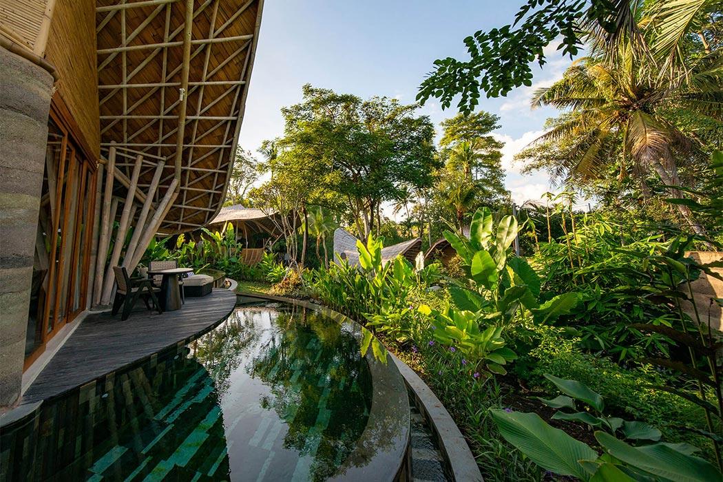 هتل لاکچری بالی اقامتگاهی