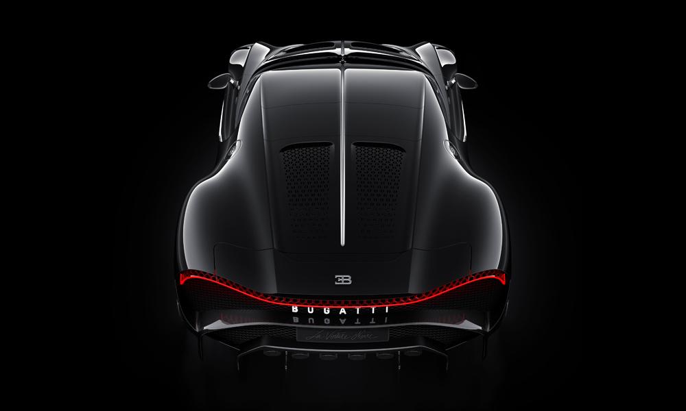 BUGATTI LA VOITURE NOIRE گرانترین ماشین های دنیا