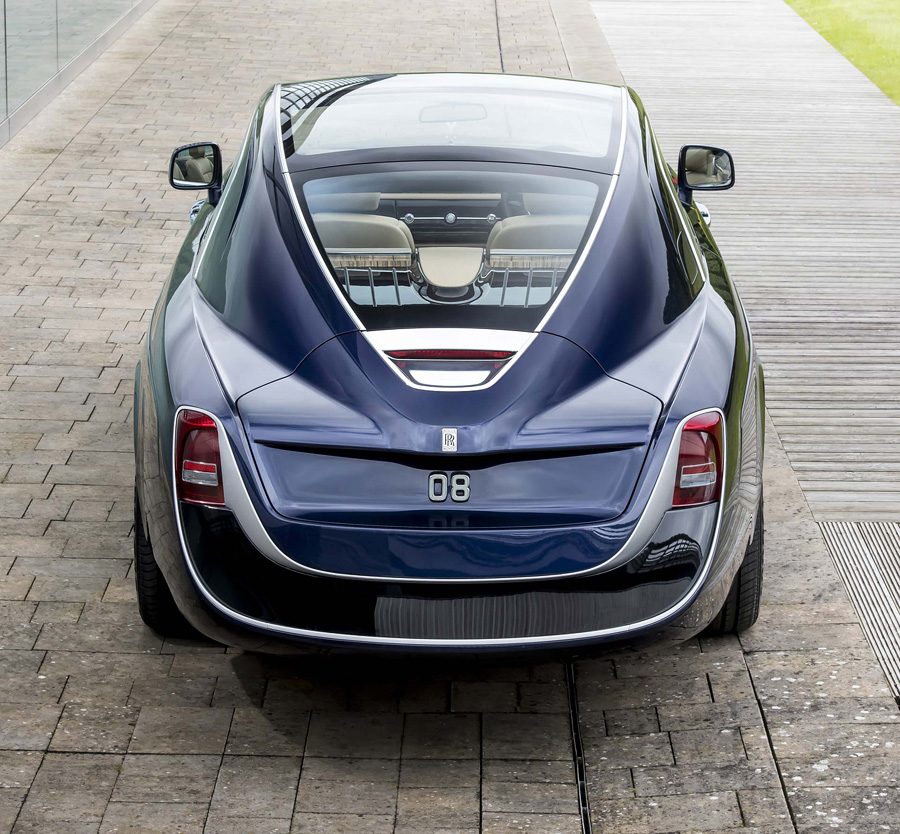 SWEPTAIL BY ROLLS ROYCE گرانترین ماشین دنیا