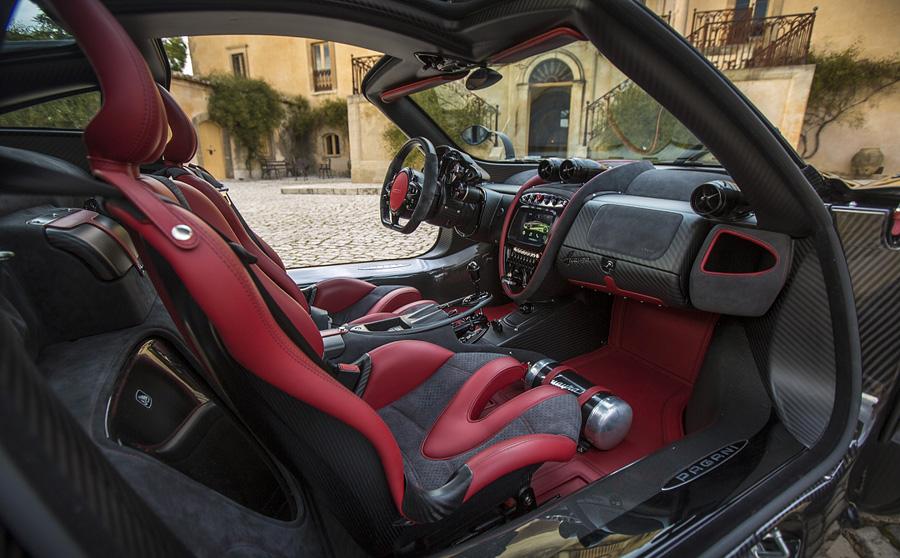 گرانترین ماشین های دنیا PAGANI HUAYRA BC