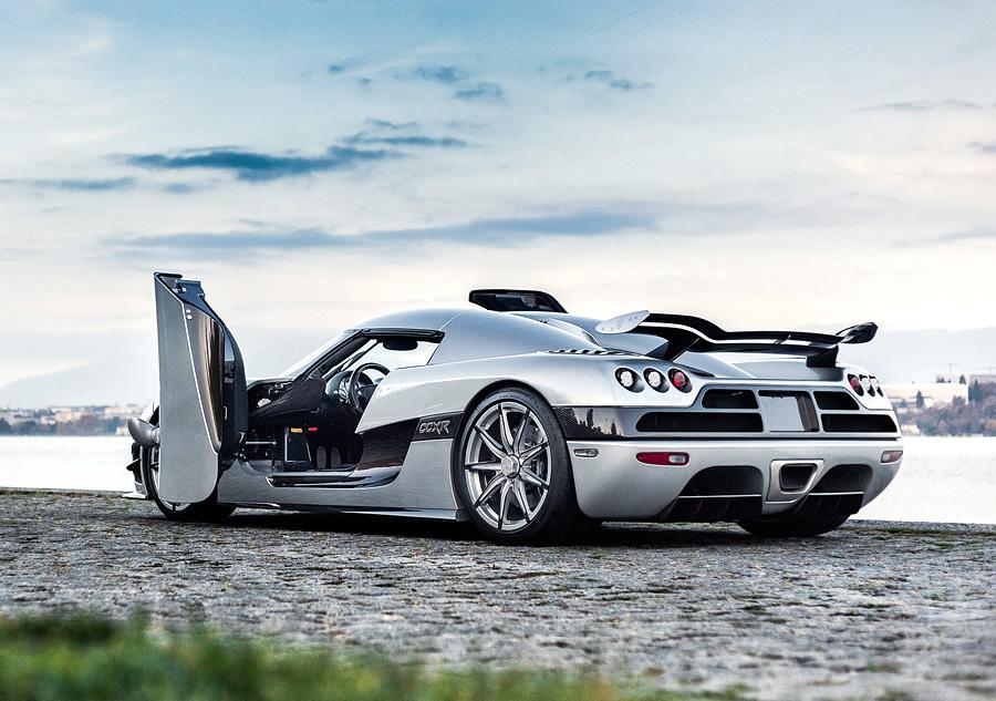 KOENIGSEGG CCXR TREVITA گرانترین ماشین دنیا