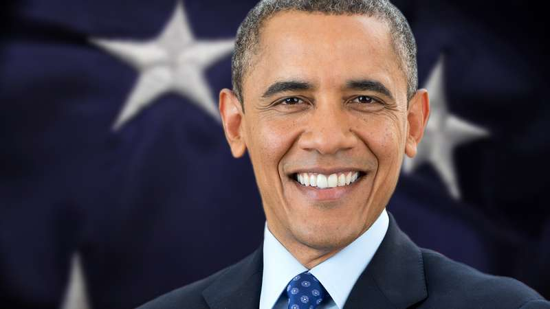 کاریزماتیک ترین افراد دنیا: باراک اوباما، چهل و چهارمین رئیس جمهور آمریکا