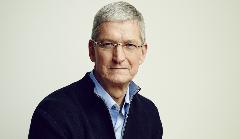 کاریزماتیک ترین افراد دنیا: تیم کوک، مدیر عامل شرکت اپل وارز