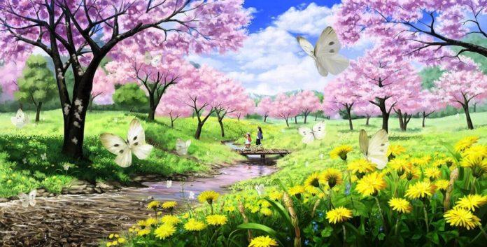 دانلود آهنگ های در مورد فصل بهار (آهنگ عاشقانه، شاد و غمگین)