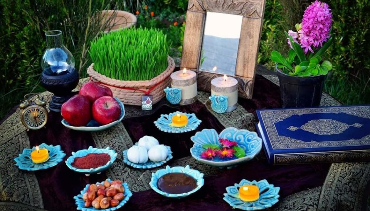 پیامهای تبریک عید 1400