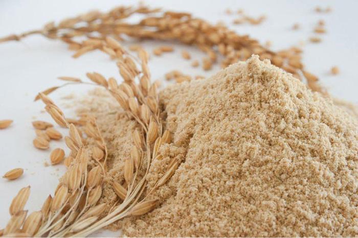 طرز تهیه دمنوش سبوس برنج برای لاغری