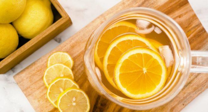 طرز تهیه دمنوش لیمو پرتقال، لیمو عمانی و لیمو ترش