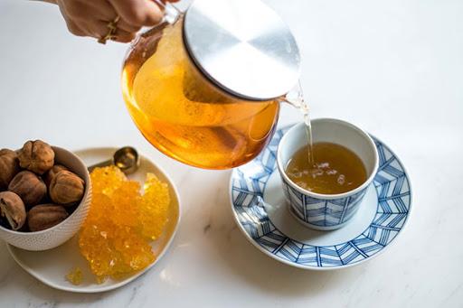 مواد لازم و طرز تهیه دمنوش لیمو عمانی