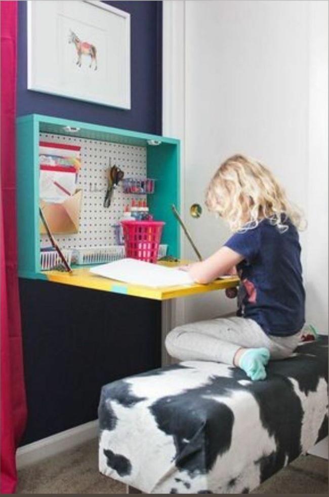 ایده های کاربردی برای میز تحریر و اتاق کار