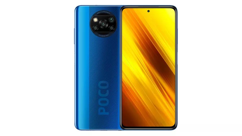 برترین گوشی های شیائومی 2021: گوشی شیائومی Poco X3 NFC