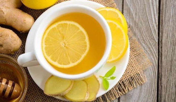 طرز تهیه دمنوش به لیمو