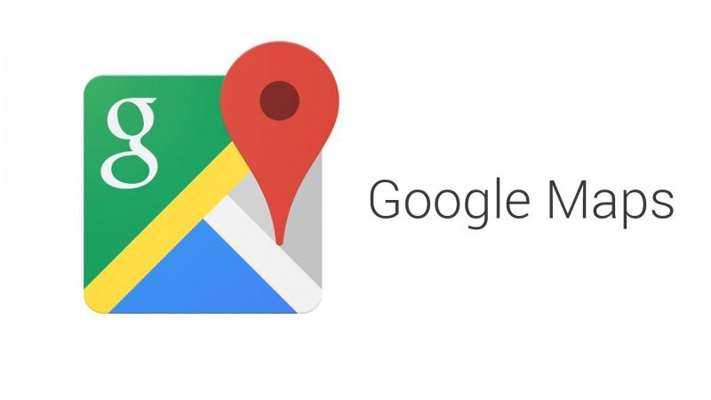 طریقه ارسال لوکیشن از طریق گوگل مپ: لوگوی برنامه