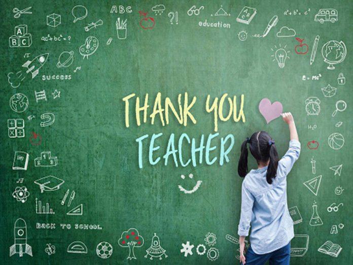 انشا برای تشکر از معلم