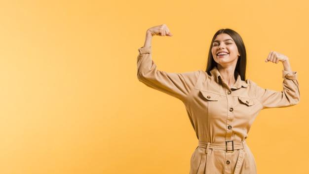 متن زیبا درباره قوی بودن زن