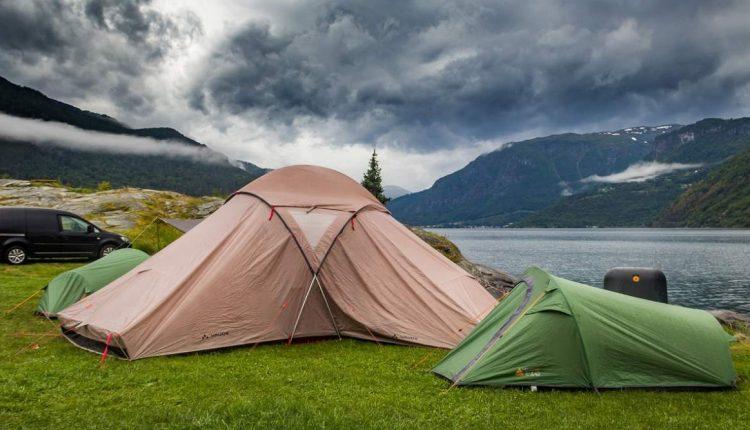 عکس انواع چادر مسافرتی