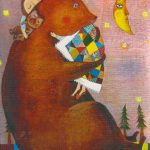تصویر خرس کارتونی