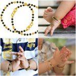 دستبند بچگانه طلای دخترونه