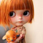 عکس عروسک کیوت برای پروفایل