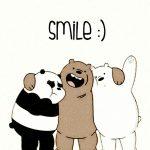 عکس خرس کیوت برای پروفایل